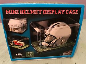 Pioneer Plastics Mini Helmet Display Case