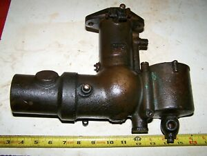 Old Stromberg M5 M 5 Tractor Brass Carburetor Car Truck Steam Hit Miss Engine