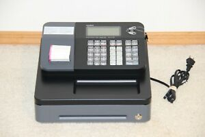 Casio Se s700 Pos Thermal Print Electronic Cash Register W Key For On off