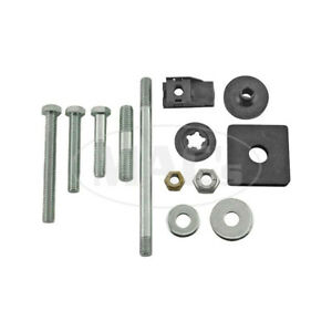 Body To Frame Pad And Hardware Kit All Ford 2 And 4 Door Sedans 49 27126 1