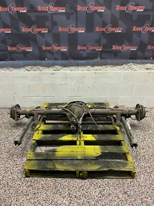 2000 Camaro Z28 Oem A T Rear End Differential Diff Axle