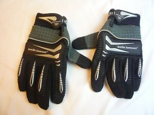 Wells Lamont Work Gloves Size Large Ob 5510