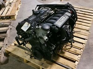 2008 Bmw 328i E90 3 0l Xi Awd Engine Assembly N52