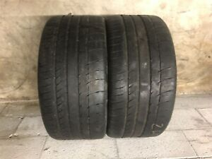 Two 2 265 40 18 Michelin Pilot Sport Ps2 Bmw M3 Rear Tires With Free Shipping