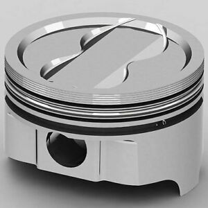 Kb Performance Pistons Ic9980 030 Chevy 350ci Fhr Forged Pistons Dish Top 4v