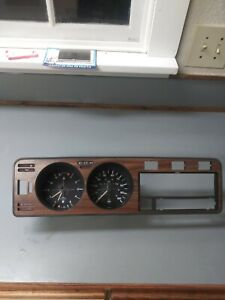 Volkswagen Vw Rabbit Diesel Instrument Mk1 Cluster Panel
