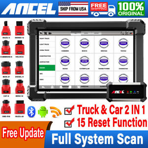 Full System For Gm Obd2 Scanner Car Diagnostic Scan Tool Srs Abs Dpf Epb Oil Sas