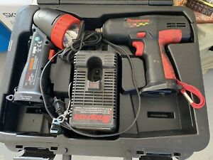 Snap On 3 8 Impact Wrench Set Ct3110 Power Tools 12v Cordless
