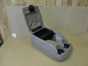 92 96 97 Obs Ford Pickup Truck Bronco Interior Center Bucket Seat Console