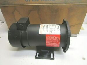 New Fincor 9305018tf Variable Speed Dc Motor 1 2 Hp 56c Frame 180 Vdc