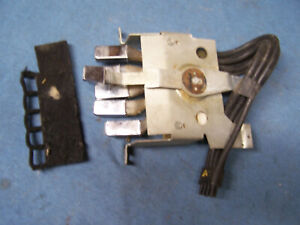 Mopar 1968 1967 Chrysler Ac Heater Control 300 Newport New Yorker 67 68