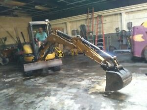 2005 Caterpillar 303 Cr Hydraulic Mini Excavator W Thumb Hydraulic Tilt Bucket
