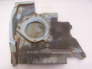 Mopar 1967 76 Duster Scamp Valiant Right Front Of Fender Repair Patch Panel
