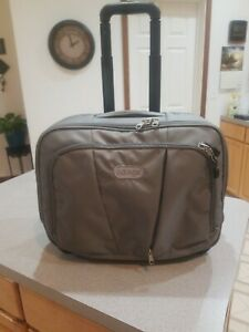 Ebags Tls Mobile Office Wheeled Business Case Heathered Graphite Organization