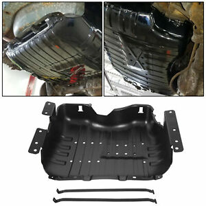 Black Fuel Tank Skid Plate For 1999 2004 Jeep Grand Cherokee 2000 2001 2002 2003 Fits 2001 Jeep Grand Cherokee