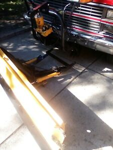 Meyer Ez Mount Classic Snow Plow Complete With Many Extra Parts