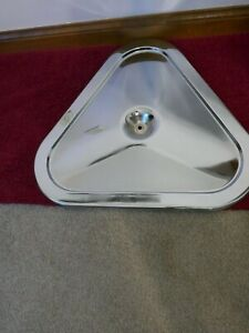 C2 C3 1967 69 Corvette Repro New 427 Tri Power Air Cleaner Lid Only