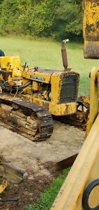 John Deere 1010 Crawler Dozer 4 Cyl Gas Engine Only Parting Out Farmerjohns