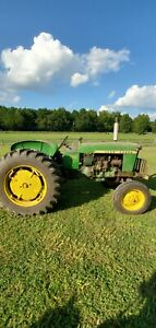 John Deere 1010 Tractor Crawler Running Engine Only parting Out Farmerjohns