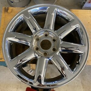 20 Gmc Yukon Denali Sierra Factory Chrome Wheel 2007 2014 Rim Genuine Oem 5304