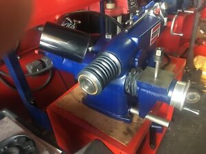Ammco Model 4000 Brake Lathe Rotors Drum Lathe With Bench Tooling Used