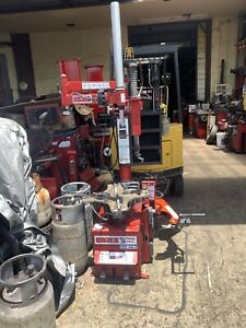 Coats 70x Ah3 Tire Changer With Robo Flat Rate Shipping Is 200 00 To Commercial