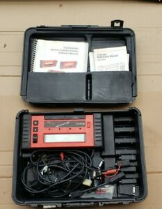 Snap On Mt2500 Scanner W Accessories