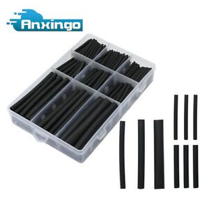280pcs 5 Sizes 3 1 Dual Wall Adhesive Heat Shrink Tubing Kit With Storage Case