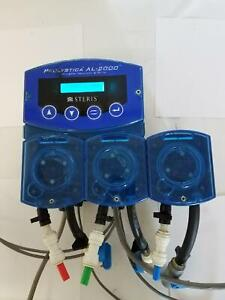 Steris Prolystica Al 2000 Chemistry Delivery System