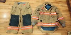Tan Morning Pride Turnout Gear 36 Coat 32 Pants