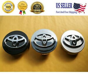 62mm Set Of 4 Toyota Wheel Center Caps Camry Avalon Rav4 C Hr Prius Corolla