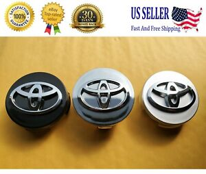 4x Toyota 62mm Wheel Center Caps Camry Avalon Rav4 C Hr Prius Corolla