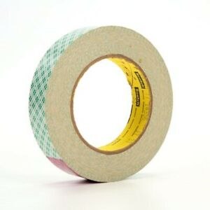 40 Off 36 Rolls 3m 410m 1 x36yd Natural Double Coated Paper Tape 5 Mil 31649