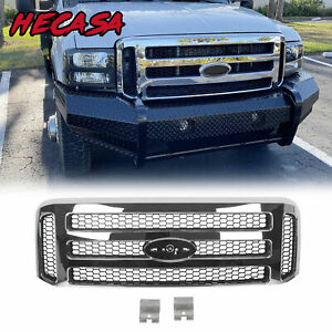 2006 Style Grille Grill Conversion For Ford 99 04 Super Duty F250 F350 F450 F550