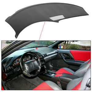 For 1993 1994 1995 1996 Chevrolet Chevy Camaro Dash Cover Pad Overlay Cap