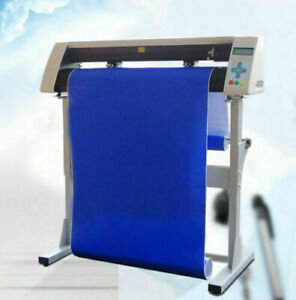 New Usb 28 Cutting Plotter Vinyl Sticker Cutter Redsail Rs800c With Iron Stand