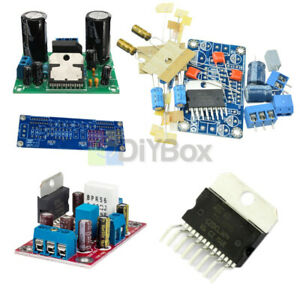 Tda7293 Stereo Amplifier Pcb Board Soldered Kit 85w 85w Diy 100w 50wx2 Board Ic