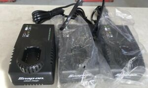 Snap on Ctc772a 14 4volt 7 2volt Lithium ion Battery Charger New Lot 1