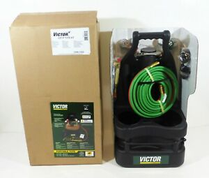 Victor Cst p Portable Welding Tote Kit Without Tanks 0386 1320 New