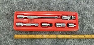 Snapon Tools 3 8 6 Pc Extension Adapter Set Holder Usa