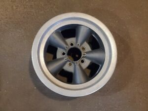 14x6 Torque Thrust Style 5 Spoke Aluminum Steel Wheel 5 X 4 5 Single