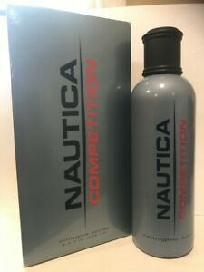 Nautica Competition For Men Cologne Spray 4.2 oz New In Box Discontinued $220.00