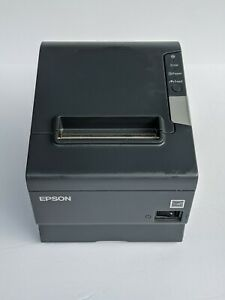 Epson Tm t88v M244a Usb Serial Thermal Receipt Printer W ps 180 Power Supply