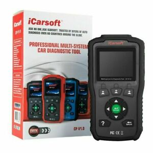 Icarsoft Cp V1 0 Obd2 Diagnostic Code Scanner Reset Tool For Citroen Peugeot F1