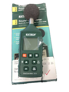 Extech Sl510 Sound Level Meter 35 To 130db