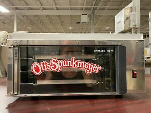New Otis Spunkmeyer Os 1 Commercial Convection Cookie Oven W 3 Trays