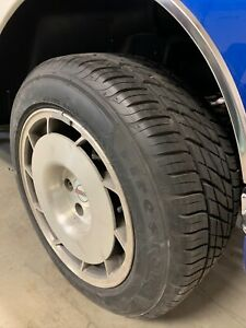 Chevy Corvette Original Wheels And Firestone Tires Package