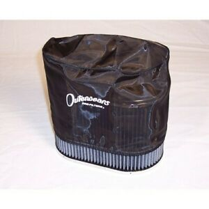 Outerwear Pre filter 4 5 X 7 Oval 6 Tall Black Dunebuggy Vw