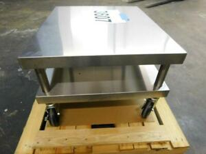3607 New S d Vulcan Charbroiler Equipment Stand Model stand c vacb25
