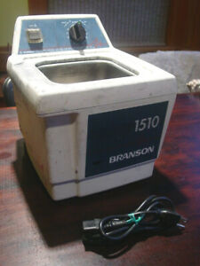 Bransonic Branson 1510r mth 1510 Heated Ultrasonic Cleaner No Lid